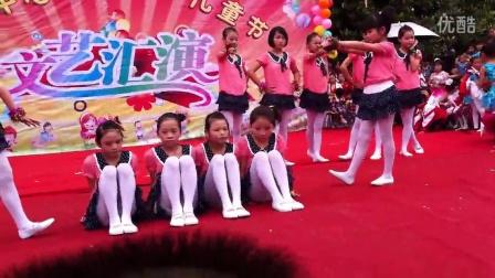 余璐五年级六一儿童节舞蹈