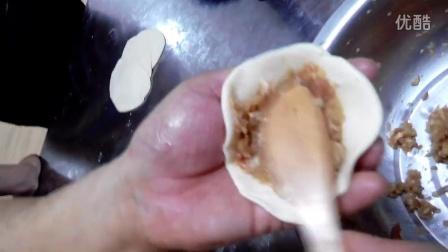 上海特色生煎包做法水煎包培训生煎包做法视频