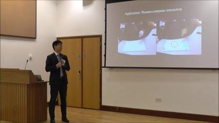 Carl Yuheng Ren -COSF 2014 春季学术会议