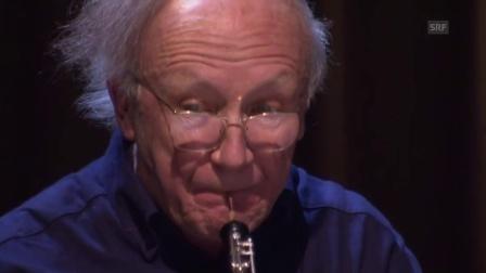 Heinz Holliger F大调莫扎特双簧管弦乐四重奏