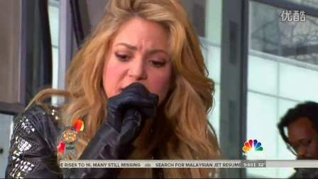 Cant Remember To Forget You (Live On Today Show) - Shakira