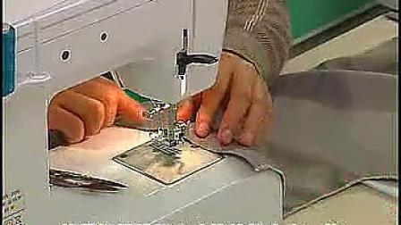 全国 实用技术服装裁剪技法 缝纫基础课:裤子_标清