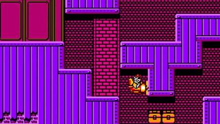 NES北米版『テイルスピン(TaleSpin)』
