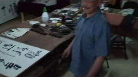 北京再阳光书画院书画家笔会交流见闻