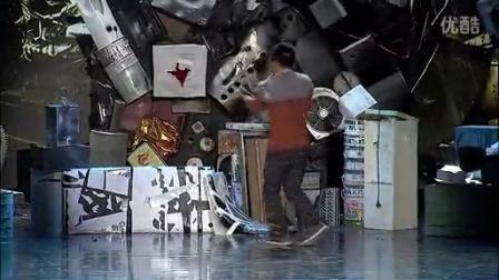 机器舞《瓦力的希望》Atai