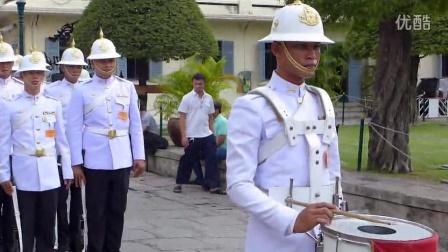 泰国皇宫卫兵