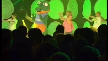 【粉红豹】可爱的德语儿歌_Schnappi_das_kleine_krokodil小鳄鱼