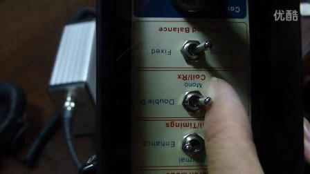 MCD-5000-Viode后面板功能键说明视频