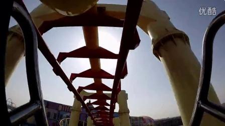 泉城欧乐堡梦幻世界-龙卷风第一视角POV