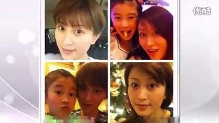 杨子12岁女儿近照曝光 SJC乖巧漂亮星范足 0604_高清