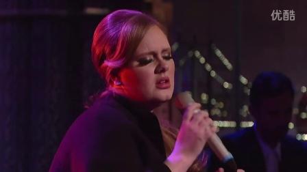 【粉红豹】阿黛尔_Adele - Make You Feel My Love_(Letterman)