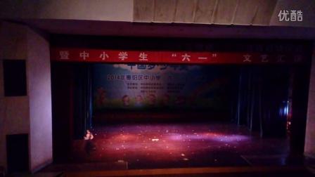 惠阳中山中学《怒放的青春》