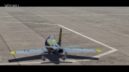 DCS_ F-86F Sabre teaser video