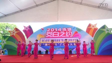 中国美-蒸淀芳芳舞蹈队