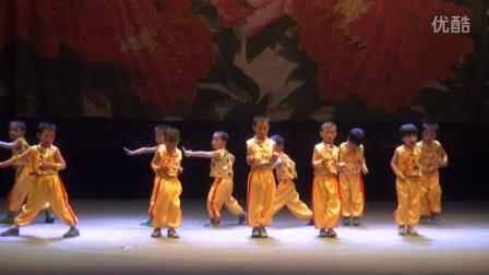 幼儿舞蹈:男儿当自强
