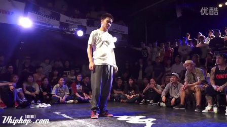 FEEL THE FUNK VOL 9 POPPING FINAL HOZIN VS TAI