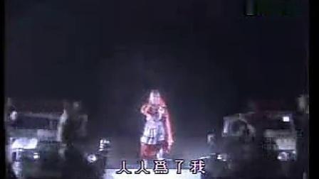 梅艳芳80年代经典MV《爱将》(郭富城伴舞,草蜢伴唱)