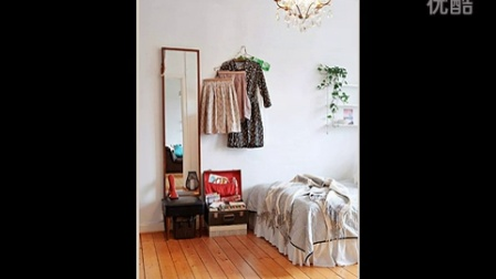 清新宜人一室户 51平时尚公寓装修效果图齐家网