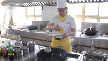 周万鹏-宵夜制作-山西新东方烹饪学校