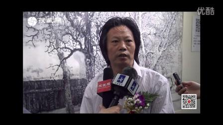 """""""家园""""张东林2014全国巡回展第五站在京开幕"""