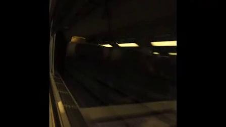 法国TGV,350km/h 会车