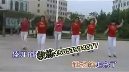 广场舞 雪山阿佳(56步) 珙县巡场_标清