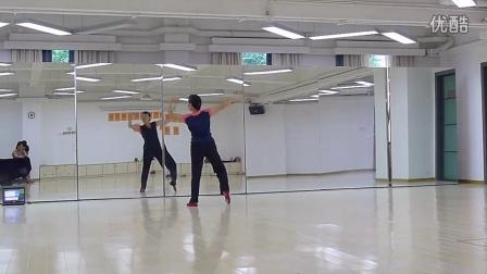形体舞《梁祝》(背面)录于2013.6.26