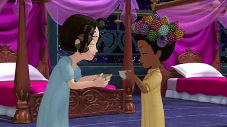 Sofia the First S01E02 The Big Sleepover