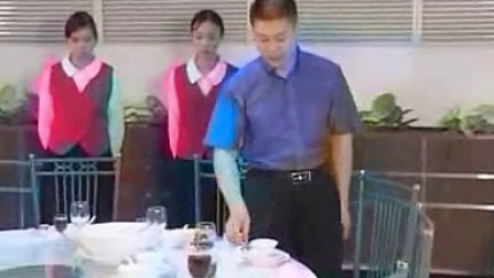 《餐厅服务员基础培训》08
