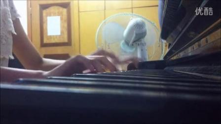 我的歌声里钢琴版弹奏