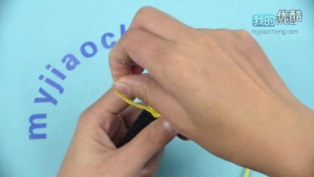 85触角的缝合编织教程与图解