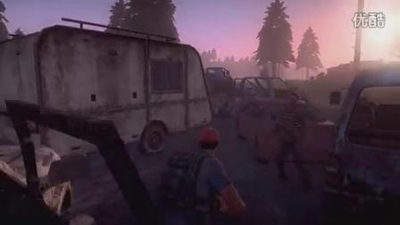 3DMGAME H1Z1 E3官方预告片