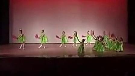 61幼儿舞蹈 少儿舞蹈 春晓.avi_阳光小妹_新浪播客-x_标清