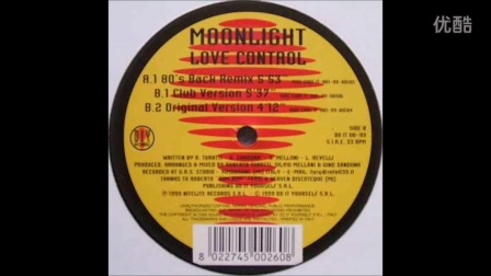 Moonlight - Love Control (80's Back Remix)