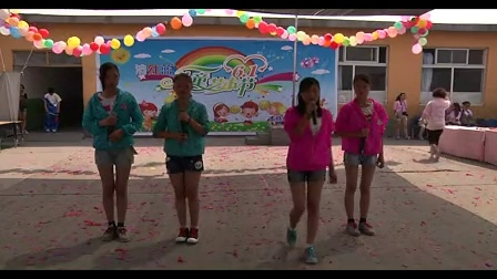 "V公益""清红蓝学校6.1儿童艺术节"""