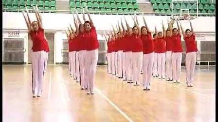 佳木斯快乐舞步完整版 第五套广场舞 高清示范 广场舞