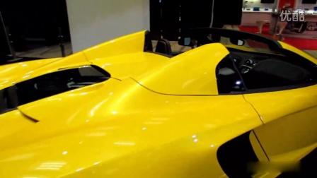 2014迈凯轮MP4-12C 世爵 - 2014多伦多车展
