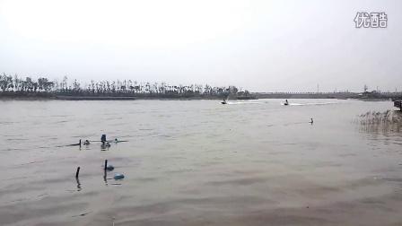 融科●伍杄島 夏日嘉年华 水上摩托艇特技表演3