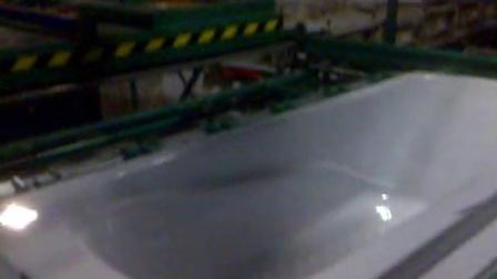 bathtub vacuum forming machine
