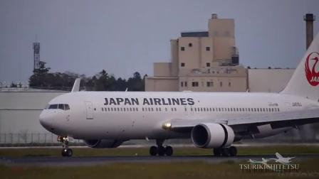 成田空港 RWY16Rの旅客機達☆ 1H Spotting Rwy16R