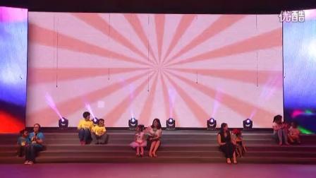 丰台桥南少儿艺校第15届庆六一文艺汇演亲子表演《宝贝去哪儿》