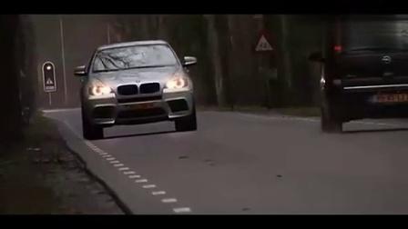 宝马 上海铭中汽车试驾评测 宝马x6m试驾