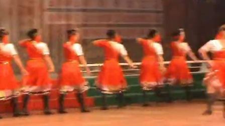 舞蹈-春风和鲜花