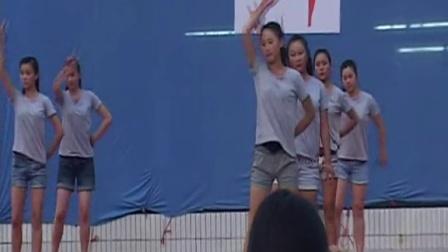 2014菏泽学院单县分校校园舞蹈大赛1