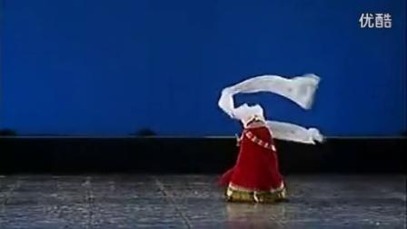 王聪《卓玛》藏族舞组合-北京舞蹈学院_高清