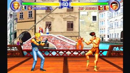 PS2《拳皇94》