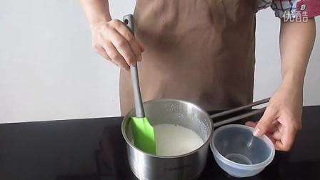 爱的手工巧克力:可可牛奶布丁制作方法