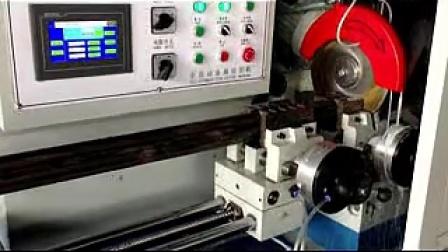 一次可以切多根管子  全自动切管机YJ-315nc