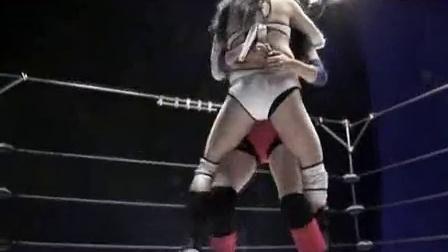 女子摔角 韩国女子摔角美女twz10 clip
