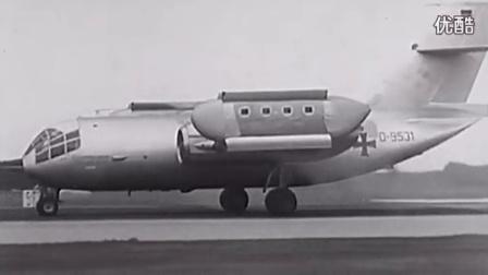 德国垂直起降的运输机Dornier Do-31_高清